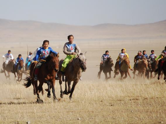 Central Asia & Mongolia