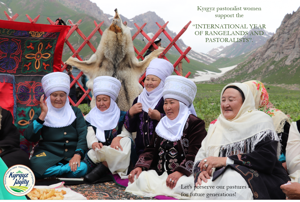 Kyrgyz women