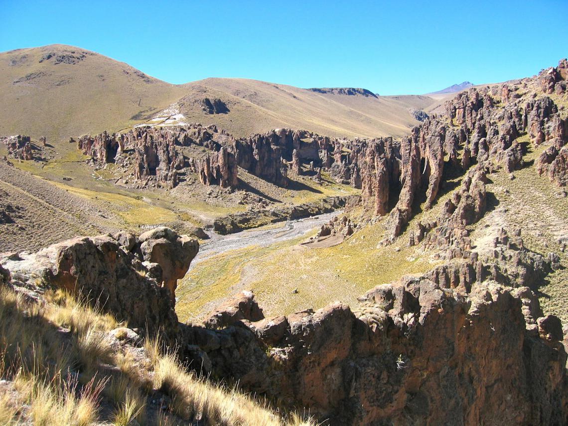 Peruvian landscape