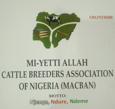 Nigeria, cattle breeders